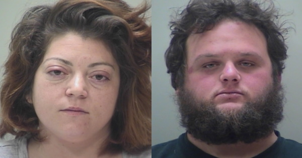 Nashville couple argues in cop car; he gets jealous of officers and she urinates in public