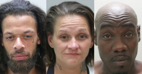 Cookeville felon and two men found in a stolen vehicle with THC and Del-Ton AR-15